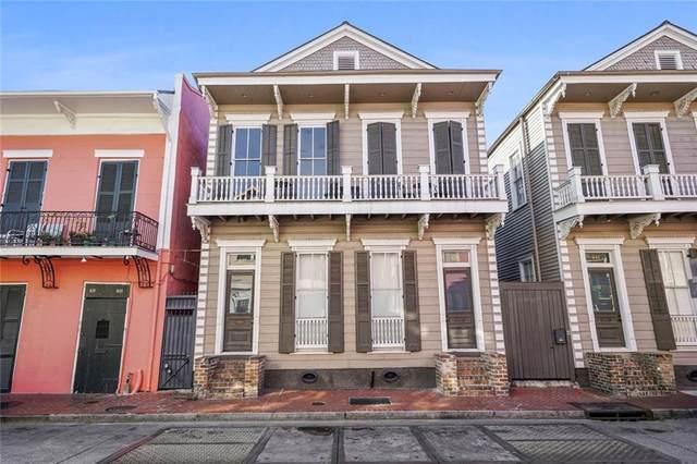 637 Dauphine Street, New Orleans, LA 70112 (MLS #2264029) :: Turner Real Estate Group