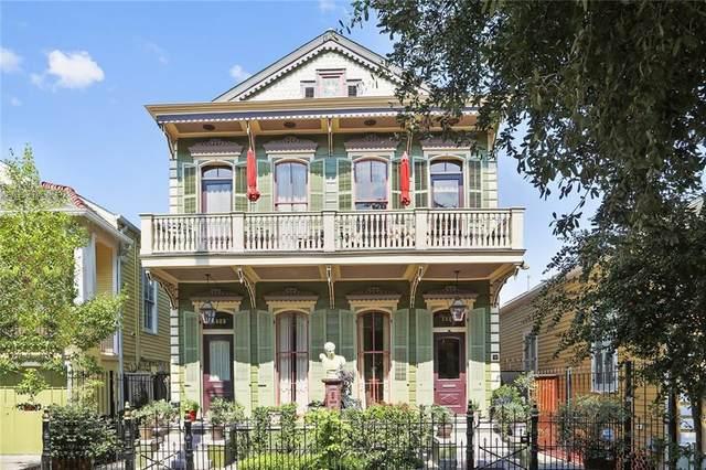 1427 Dauphine Street #1427, New Orleans, LA 70116 (MLS #2264063) :: Crescent City Living LLC