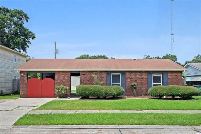 644 Fielding Avenue, Terrytown, LA 70056 (MLS #2264084) :: Crescent City Living LLC