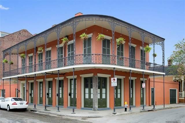 1210 N Rampart Street #1210, New Orleans, LA 70116 (MLS #2264093) :: Crescent City Living LLC