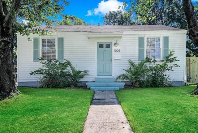 1005 Joan Avenue, Metairie, LA 70001 (MLS #2264121) :: Watermark Realty LLC