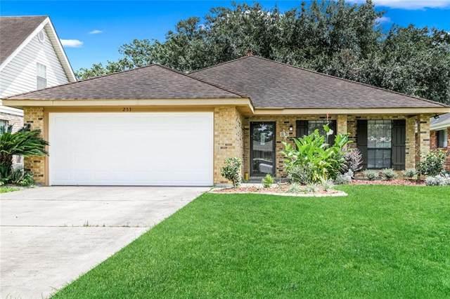 253 Longview Drive, Destrehan, LA 70047 (MLS #2264219) :: Watermark Realty LLC