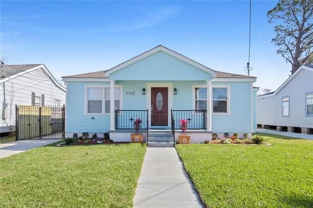 5145 Mandeville Street, New Orleans, LA 70122 (MLS #2264235) :: The Sibley Group