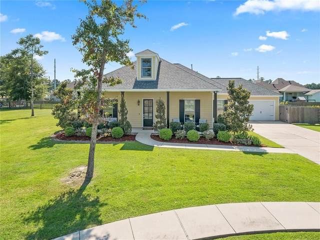 368 Cedar Creek Drive, Madisonville, LA 70447 (MLS #2264285) :: Turner Real Estate Group