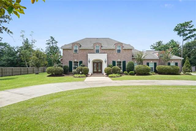 121 Rivers Edge Court, Slidell, LA 70461 (MLS #2264293) :: Parkway Realty