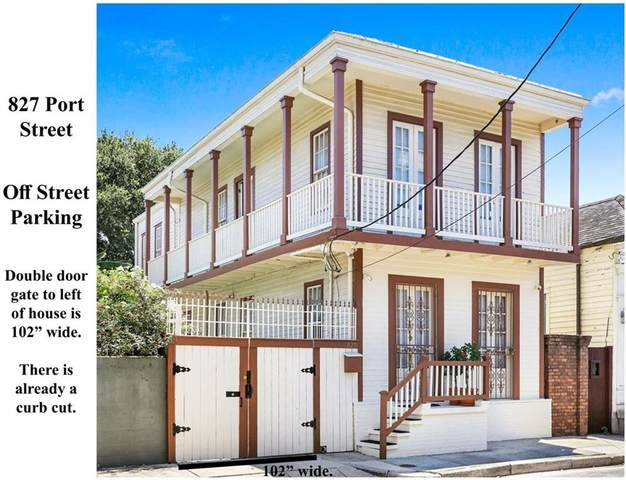 827 Port Street, New Orleans, LA 70117 (MLS #2264304) :: Amanda Miller Realty