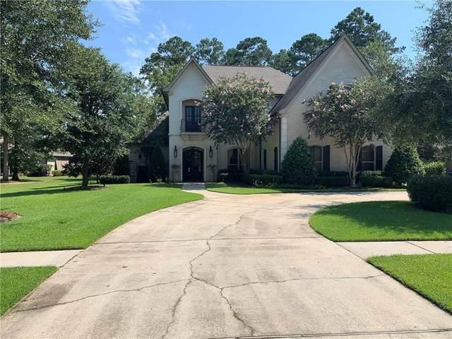 205 Natchez Trace Boulevard, Covington, LA 70433 (MLS #2264310) :: Turner Real Estate Group