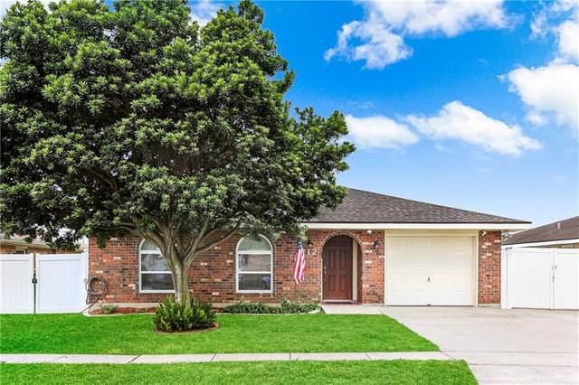 212 Cherrywood Drive, Gretna, LA 70056 (MLS #2264362) :: Crescent City Living LLC