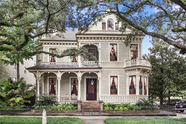 2503 St Charles Avenue, New Orleans, LA 70130 (MLS #2264375) :: Reese & Co. Real Estate