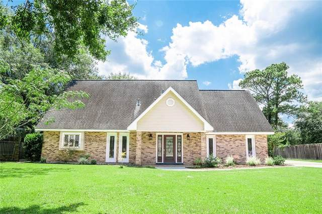 131 Oak Leaf Drive, Slidell, LA 70461 (MLS #2264376) :: Amanda Miller Realty