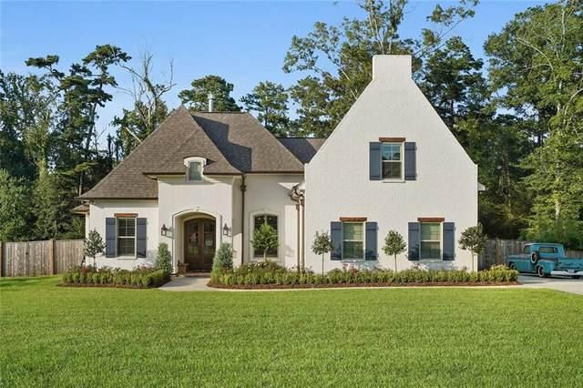 350 Sandy Brook Circle, Madisonville, LA 70447 (MLS #2264383) :: Turner Real Estate Group