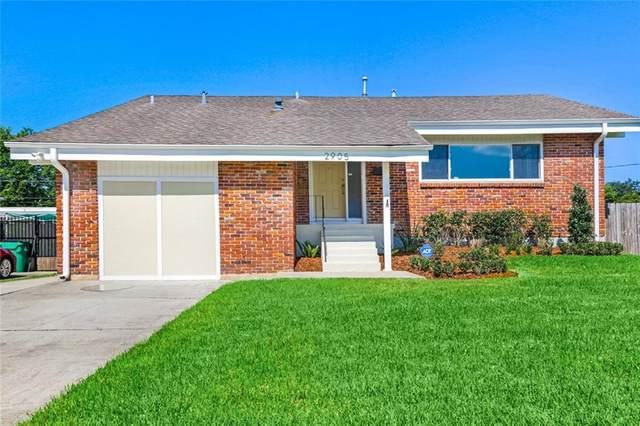 2905 Jessica Street, Metairie, LA 70003 (MLS #2264579) :: Robin Realty