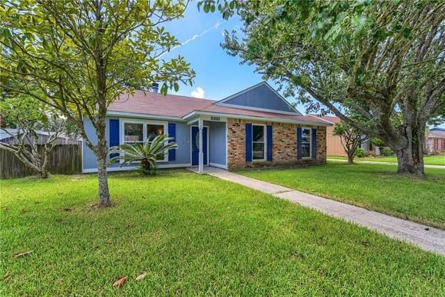 2213 General Adams Avenue, Baton Rouge, LA 70810 (MLS #2264596) :: Parkway Realty