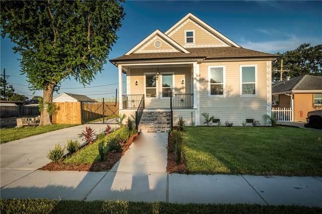 69 Thornton Drive, Chalmette, LA 70043 (MLS #2264635) :: Robin Realty