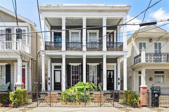 1226 Saint Andrew Street, New Orleans, LA 70130 (MLS #2264770) :: Crescent City Living LLC