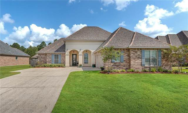 809 Capistrano Court, Covington, LA 70433 (MLS #2264779) :: Watermark Realty LLC