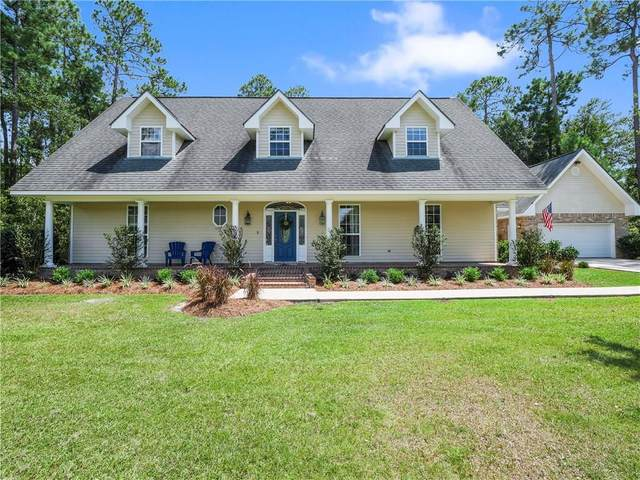 30340 Woodland W Drive, Lacombe, LA 70445 (MLS #2264781) :: Crescent City Living LLC