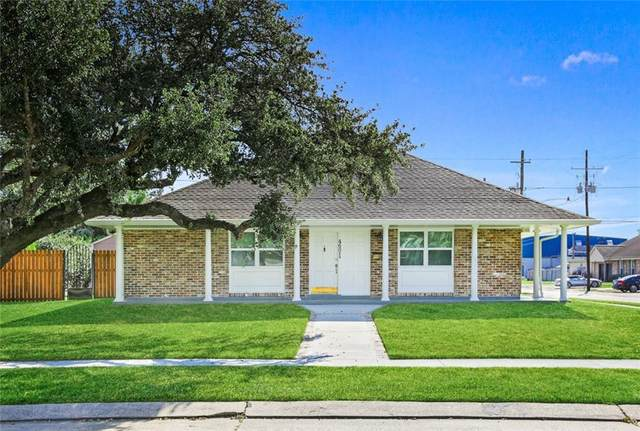 4601 Page Drive, Metairie, LA 70003 (MLS #2264839) :: Turner Real Estate Group