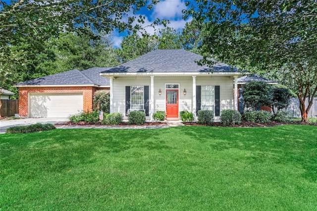 234 Calumet Drive, Madisonville, LA 70447 (MLS #2264890) :: Crescent City Living LLC