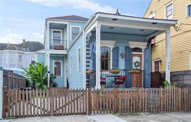 735 Port Street, New Orleans, LA 70117 (MLS #2264971) :: Parkway Realty