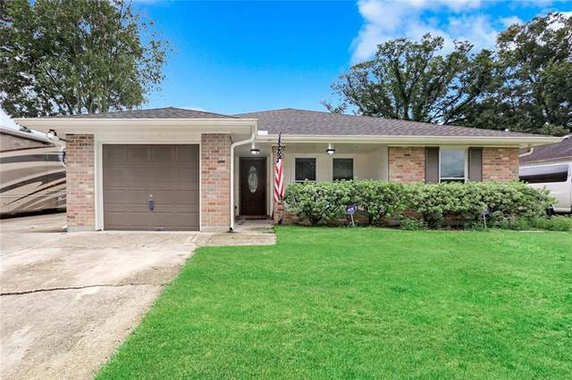 248 Longview Drive, Destrehan, LA 70047 (MLS #2265019) :: Turner Real Estate Group