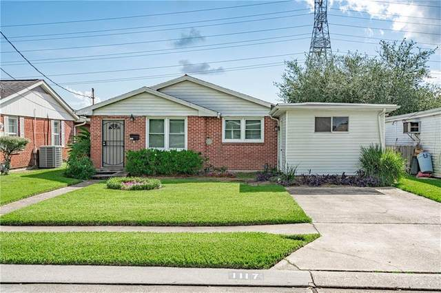 1117 Dona Avenue, Metairie, LA 70003 (MLS #2265035) :: Watermark Realty LLC
