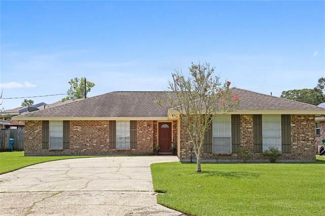 143 W Heather Drive, Luling, LA 70070 (MLS #2265043) :: Turner Real Estate Group