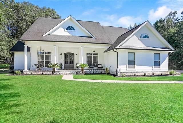 12135 Northwood Drive, Hammond, LA 70401 (MLS #2265048) :: Parkway Realty