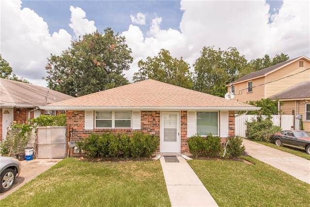 4511/13 Temple Street, Metairie, LA 70001 (MLS #2265105) :: Watermark Realty LLC