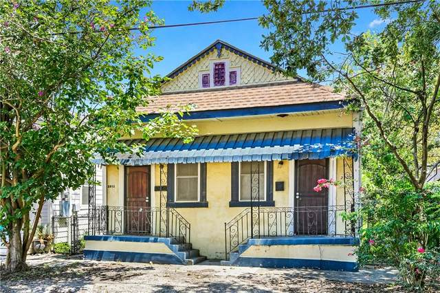 2909 St Peter Street, New Orleans, LA 70119 (MLS #2265108) :: Robin Realty