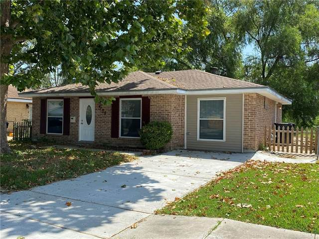 4108 E Louisiana State Drive, Kenner, LA 70065 (MLS #2265131) :: Parkway Realty