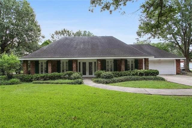 26 Elmwood Drive, Destrehan, LA 70047 (MLS #2265185) :: Watermark Realty LLC
