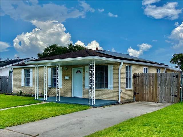 65 Mason Street, Gretna, LA 70053 (MLS #2265229) :: Crescent City Living LLC