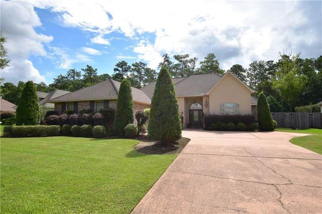 322 Palermo Drive, Slidell, LA 70458 (MLS #2265265) :: Parkway Realty