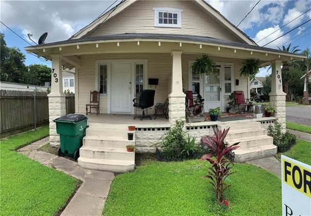 701 Franklin Avenue, Gretna, LA 70053 (MLS #2265296) :: Crescent City Living LLC