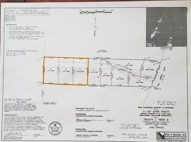 36153 N Walker Road, Walker, LA 70785 (MLS #2265350) :: Watermark Realty LLC