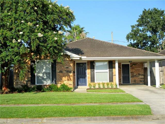 2413 Taft Park, Metairie, LA 70001 (MLS #2265646) :: Watermark Realty LLC