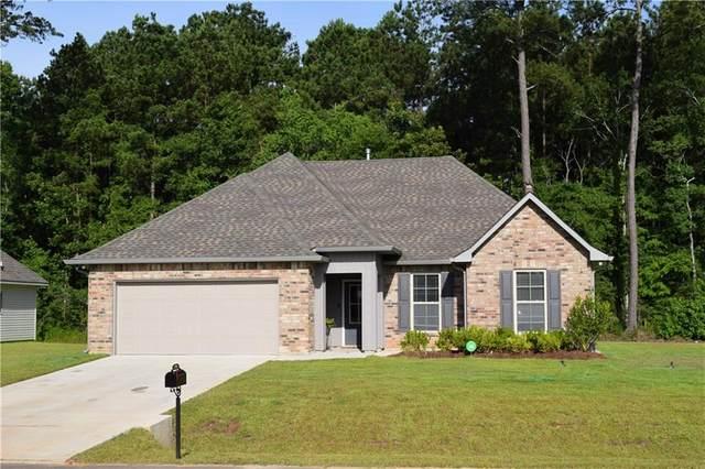 39549 W Lake Drive, Ponchatoula, LA 70454 (MLS #2265689) :: Turner Real Estate Group