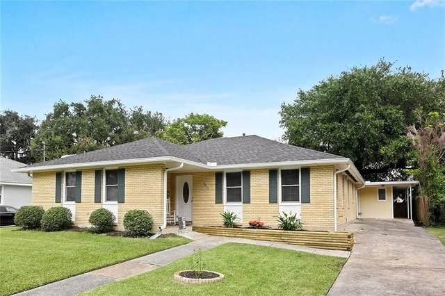 5819 St Bernard Avenue, New Orleans, LA 70122 (MLS #2265702) :: Turner Real Estate Group