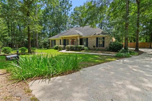 25293 Pine Lane, Franklinton, LA 70438 (MLS #2265797) :: Turner Real Estate Group
