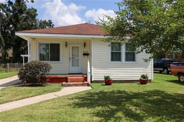 829 West Drive, Westwego, LA 70094 (MLS #2265878) :: Watermark Realty LLC