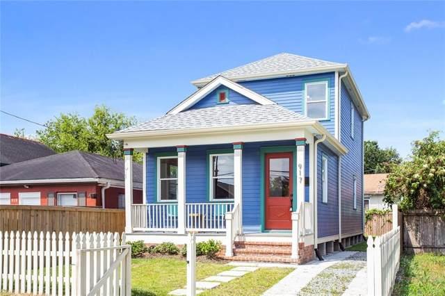 917 Vallette Street, New Orleans, LA 70114 (MLS #2265966) :: Reese & Co. Real Estate