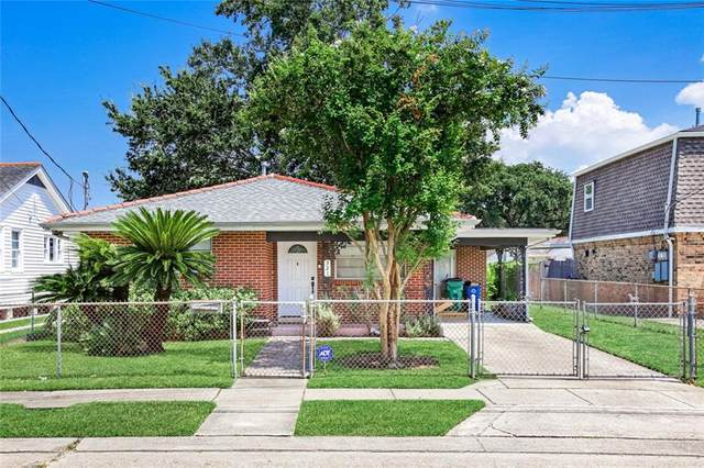 321 Zinnia Avenue, Metairie, LA 70001 (MLS #2266198) :: Watermark Realty LLC