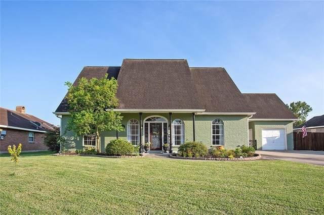 1720 Lake Salvador Drive, Harvey, LA 70058 (MLS #2266230) :: Watermark Realty LLC