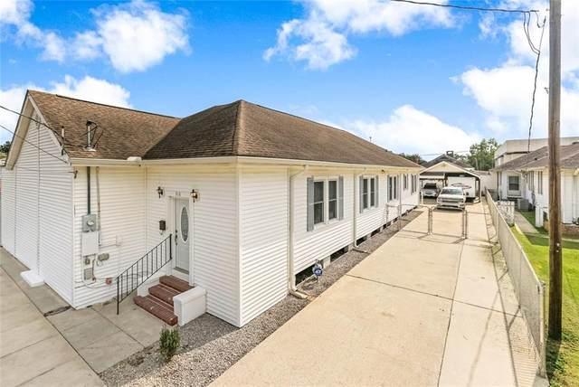 918 Monroe Street, Gretna, LA 70053 (MLS #2266249) :: Turner Real Estate Group