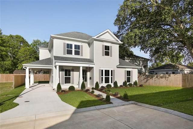 13 Magnolia Place, Jefferson, LA 70121 (MLS #2266393) :: Parkway Realty