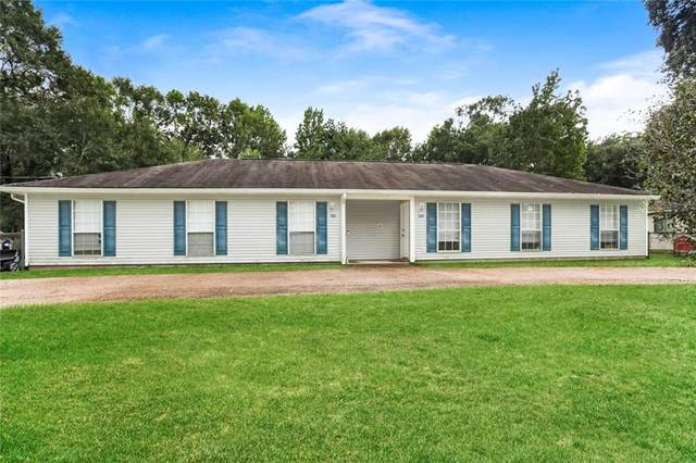146-148 Pear Street, Covington, LA 70433 (MLS #2266441) :: Robin Realty