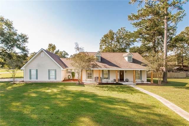 18300 Acadiana Drive, Ponchatoula, LA 70454 (MLS #2266502) :: Turner Real Estate Group