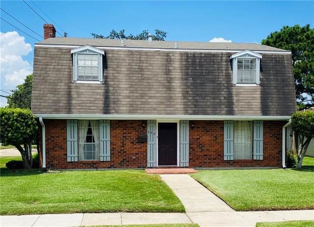 496 Yew Drive, Westwego, LA 70094 (MLS #2266565) :: Reese & Co. Real Estate