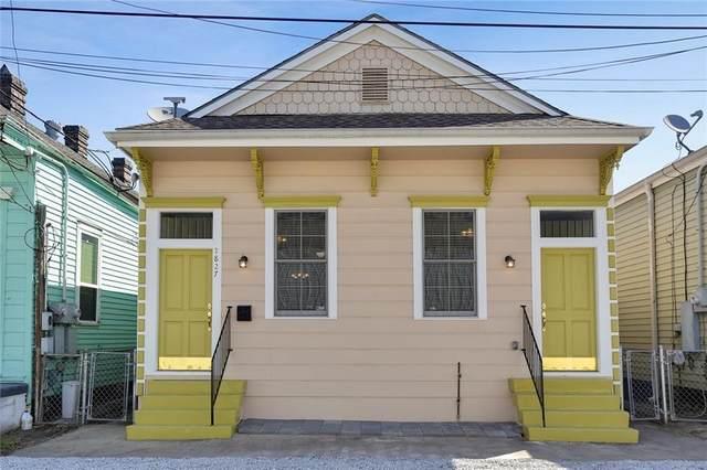 2827 St Peter Street, New Orleans, LA 70119 (MLS #2266658) :: Parkway Realty